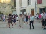 Libération 17/08/13 : mini cours de danse