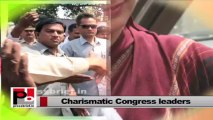 Progressive Congress leaders - Sonia Gandhi, Rahul Gandhi and Priyanka Gandhi