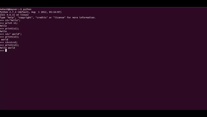Python Strings – String Methods, Raw Strings, Reverse Strings