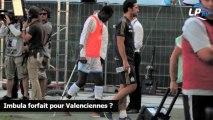 Imbula forfait pour Valenciennes ?