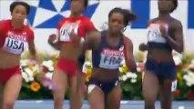 Mondiaux d'athlétisme : les Françaises deuxièmes du 4x100 m mais disqualifiées