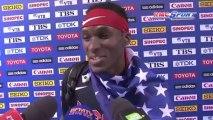 Mondiaux d'Athlétisme / Tamgho salué par le monde du triple saut - 18/08