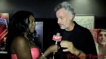 "John de Lancie ""The Last Session"" at 9th Annual HollyShorts Film Festival #HSFF @johndelancie"
