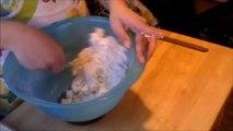 recette de cuisine - Les pâtes fraîches maison (recette facile) HD