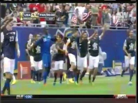 2013 (July 28) USA 1-Panama 0 (Gold Cup)