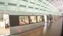 Voleur de portable dans le métro