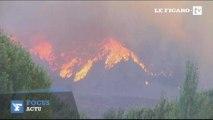 Etats-Unis : incendie dévastateur dans l'Idaho