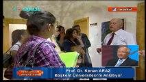 Rektörler Anlatıyor - Başkent Üniversitesi Rektörü Prof. Dr. Kenan Araz