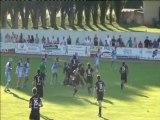 CS Bourgoin-Jallieu / LOU Rugby - les essais lyonnais
