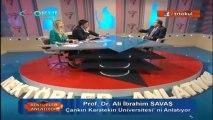 Rektörler Anlatıyor - Çankırı Karatekin Üniversitesi Rektörü Prof. Dr. Ali İbrahim Savaş