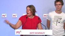 Valérie Rabault présente les Universités d'Été du PS: «des débats sans tabou»