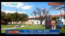 Rektörler Anlatıyor - İstanbul Sabahattin Zaim Üniversitesi Rektörü Prof. Dr. Adem Esen