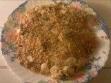 recette de cuisine - risotto poulet et champignons (HD)