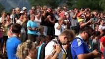 Les Championnats d'Europe de canoë kayak - Bourg-Saint-Maurice