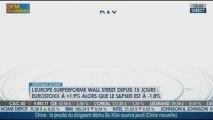Consolidation du CAC 40 après huit semaines de hausse : Laurent Vallée dans Intégrale Bourse - 19/08