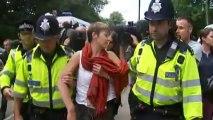 Green MP Caroline Lucas arrested over anti-fracking protest