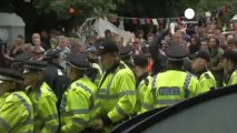 British politician arrested in anti-fracking protests