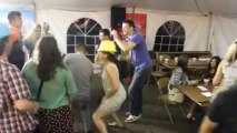 Festa Italiana - Dancing in the Beer Tent