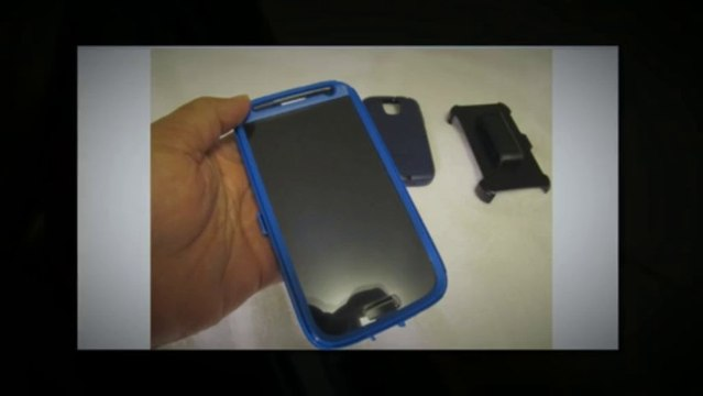 How to Open the OtterBox Defender Case on Your Samsung Galaxy S4