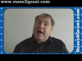 Russell Grant Video Horoscope Taurus August Tuesday 20th 2013 www.russellgrant.com