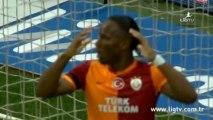 L'incroyable raté de Didier Drogba !