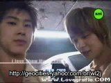 DBSK - Uknow kissing Micky