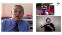 Discours Gérard Masson - Deaflympics