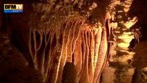 Les plus beaux sites naturels: le gouffre de l'Aven Armand en Lozère - 20/08