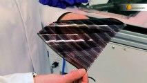 Les technologies photovoltaïques organiques souples émergent