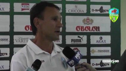 Valeriu Catana (CONFERINTA) FC Academia - Zimbru 0-3 (10.08.13) DN 2013-14, etapa 3(480p_H.264-AAC)