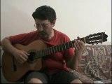 SERGIO DI ROSA - DEEP RIVER BLUES (DOC WATSON) - My version