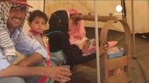 El flujo de refugiados sirios desborda al Kurdistán iraquí