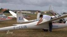 Préparation du Championnat du monde de vol à voile (Vendée)