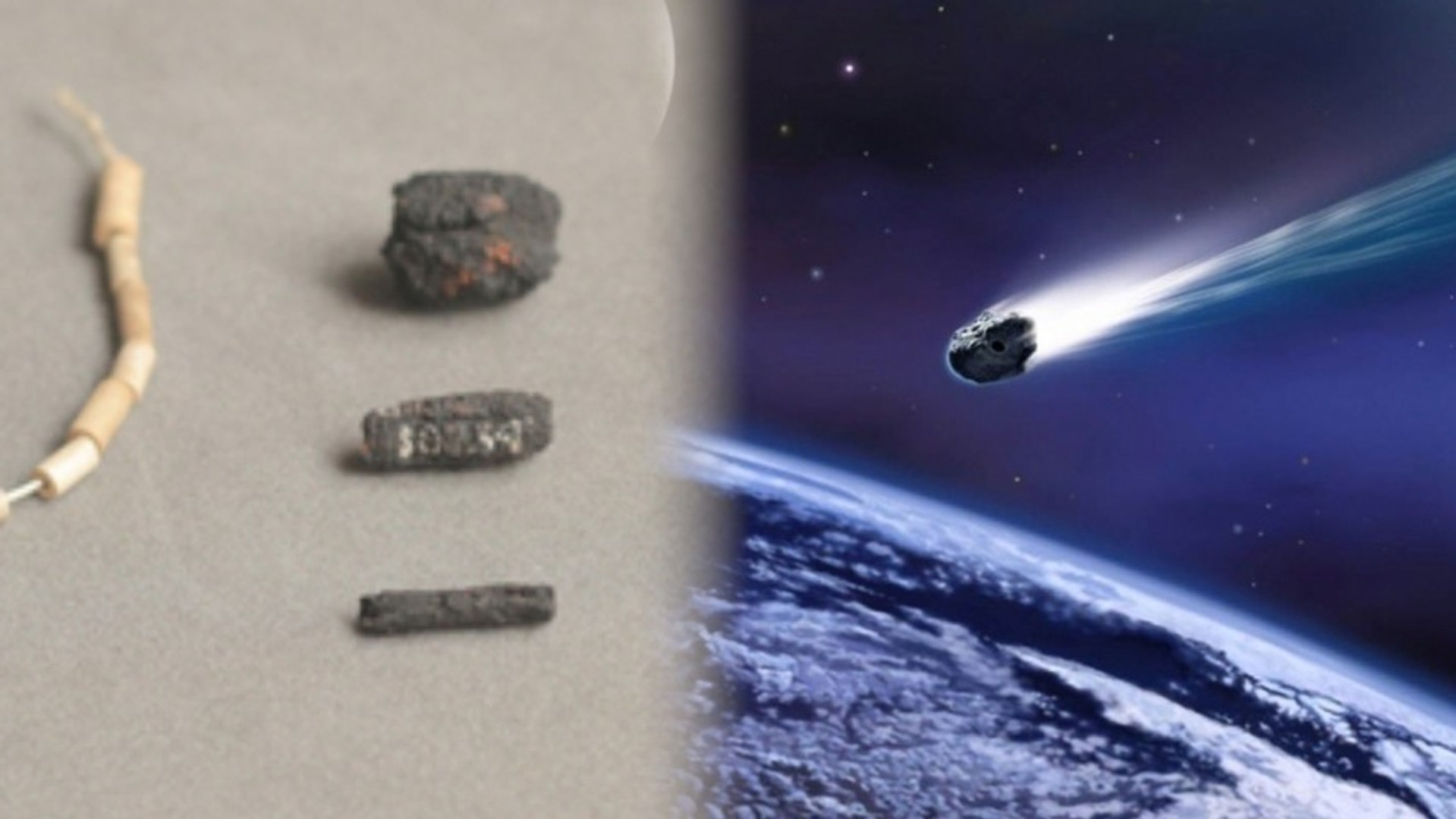 Ancient Egyptians Forged Jewelry from Meteorites