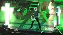 Metallica - Master Of Puppets [Palacio de los Deportes Mexico City, Mexico August 9 2012]