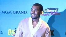 Kanye West plaisante en disant qu'il a pensé se mettre au sport pour gagner le cœur de Kim Kardashian