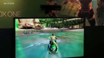 Kinect Sports Rivals - Xbox One - Gameplay Jet Ski