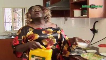 Hot Movie!!! John Okafor Dresses Like A Woman