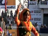 2893.Bhangra and gidda dance in Punjab
