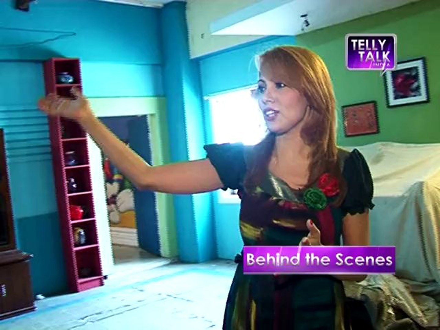 HOT Babita ji in Jethalal's bedroom | Sneak peak of the set of Taarak Mehta  Ka Ooltah Chashma