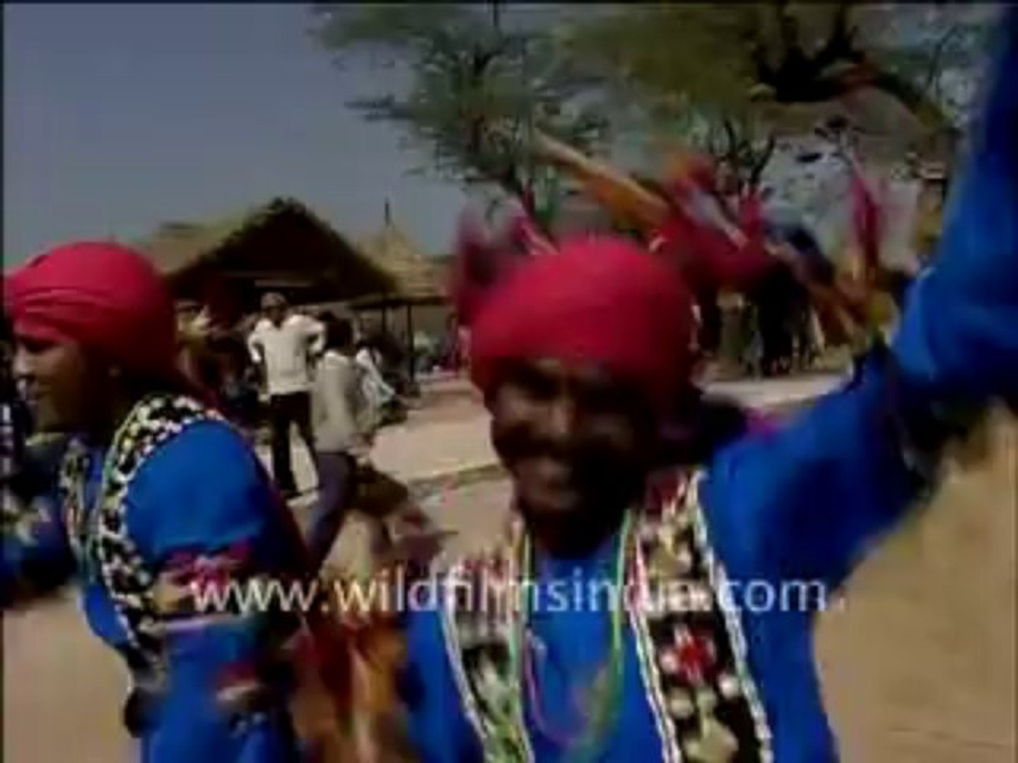 328.Traditional dances at Suraj Kund Mela
