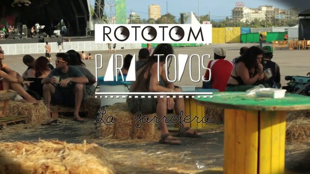 Rototom para Todos: La Garrofera @ Rototom Sunsplash 2013