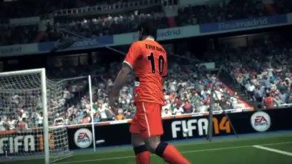 Trailer next gen de la GamesCom de FIFA 14