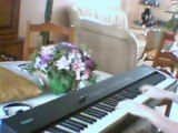 """BLUES/JAZZ on piano """"Sweet Blues for Cathie"""" - Dominique Bordier"""