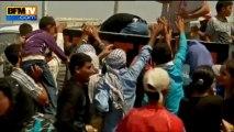 Zapping du 21/08: L'Egypte demande le soutien de l'UE, Fukushima, Tour de France d'un chômeur...