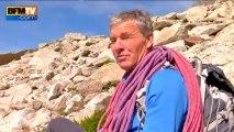 Une semaine en Rhône-Alpes: escalade à Saint-Christophe-en-Oisans - 20/08