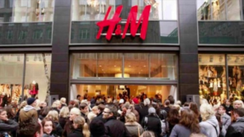 H&M is smack dab in the middle of a retail controversy.