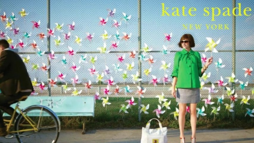 "Designer Kate Spade releases her new fresh and fun line, ""Saturdays"" collection!"