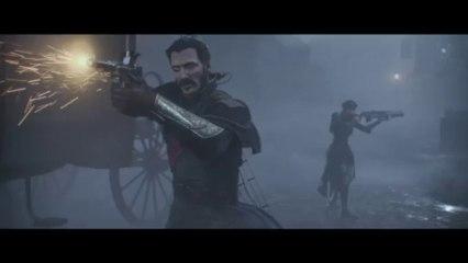 The order Trailer Gamescom 2013 de The Order - 1886