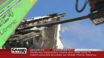 Croix : La maison effondrée en cours de démolition !